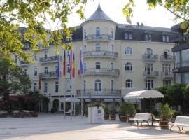 Hotel Haus Reichert, Hotel in der Nähe von: Stadtmuseum Baden-Baden, Baden-Baden
