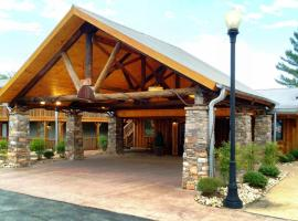 The Smoke House Lodge, hotel in Monteagle