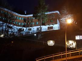 Grt Hotel & Spa, hotel en Terminillo