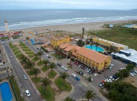 Hotel La Serena Plaza, отель в городе Ла-Серена