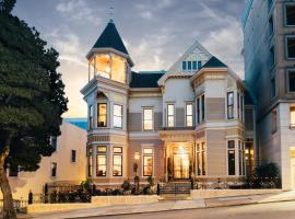 Mansion on Sutter, hotel near University of San Francisco, San Francisco