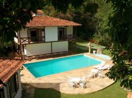 Cheiro de Mata Pousada e Restaurante Ltda, hotel in Engenheiro Paulo de Frontin