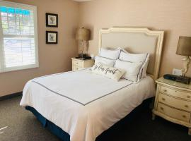 Franciscan Inn & Suites, boutique hotel in Santa Barbara