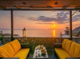 Arilla Beach Hotel, hotel in Perdika