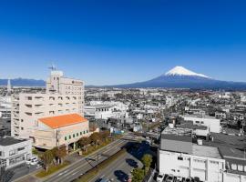 富士中心APA酒店,富士的飯店