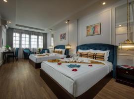 S Central Hotel and Spa, hotel near Ha Noi Train Station, Hanoi