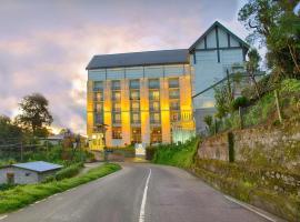 The Golden Ridge Hotel、ヌワラエリヤのホテル
