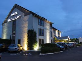 Best Western l'Atelier 117, hotel near Sainte Waudru Collegiate Church, Maubeuge