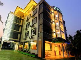 Hotel Ksetra, отель в городе Pyay