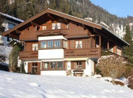 Haus Lux, Ferienwohnung in Reit im Winkl