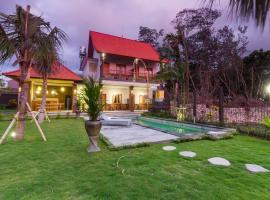 The Uma Guesthouse, beach hotel in Canggu