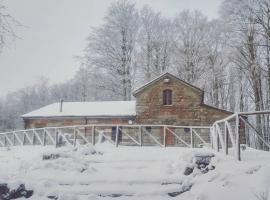 Chalet Vecchio Rifugio - Monte Amiata, cabin in Castel del Piano