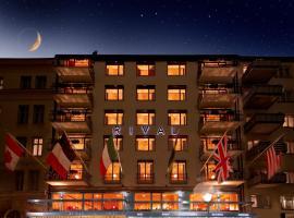 Hotel Rival, hotel near Royal Swedish Opera, Stockholm