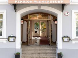 Pension Wienerstub'n, Hotel in Baden