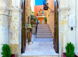 Casa Moazzo Suites and Apartments, hotel in Rethymno