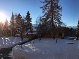 Alpine Dependance by Arenas Resort Valaisia, hotel in Crans-Montana