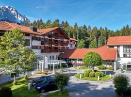 Hotel am Badersee, hotel near Partnachklamm, Grainau
