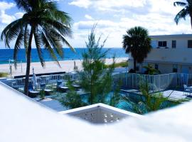 Coral Tides Resort, hotel in Pompano Beach