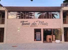 Tons de Mar Residence, family hotel in Ubatuba