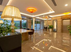 KIM Residences & Suites, hotel in Ho Chi Minh City