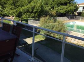 T 3 appart les jardins du phœbus, hotel near Gruissan Casino, Gruissan