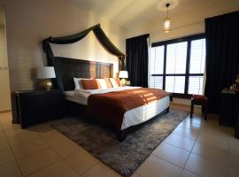City Nights - Sadaf 4 JBR, budget hotel in Dubai