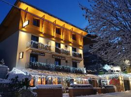 Hotel l'Escapade, hotel in Beuil