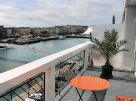 Escale Quai George V, hotel in Le Havre