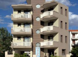 Niriides Studios and Apartments, accessible hotel in Paralia Katerinis