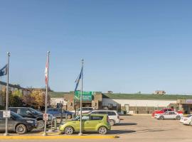 Quality Hotel and Conference Centre Fort McMurray, hotel em Fort McMurray