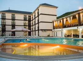 Дельмонт Отель, отель в Сукко