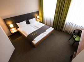 RiKu HOTEL Neu-Ulm, отель в Ульме