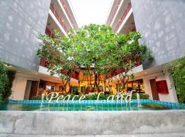 Peace Land Khaosan, hotel near Khao San Road, Bangkok