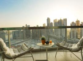 Prime Retreats - Downtown Dubai, íbúð í Dúbaí