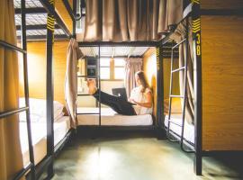 Traveller Bunker Hostel 1, hostel in Cameron Highlands