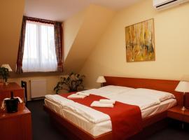 Lipa Hotel és Étterem, hotel Szentgotthárdon