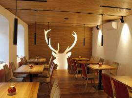 Gasthof Zum Hirschen Margreid, hotel in Magrè all' Adige