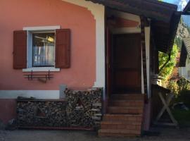 Casa Valentina, apartment in Canazei