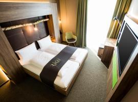 RiKu HOTEL Ulm, отель в Ульме