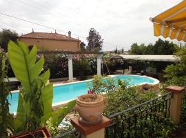 Les Oliviers, self catering accommodation in Antibes