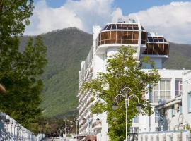 Cruise Hotel, budget hotel in Gelendzhik