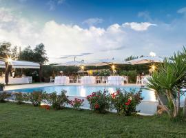 Agriturismo Torre Flavia, hotel a Ladispoli