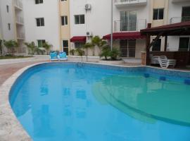 Apartamento Aquarel, spa hotel in Boca Chica