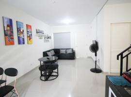 Pasir putih residence batam center, vacation rental in Batam Center