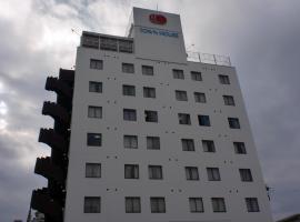 津山セントラルホテル タウンハウス、津山市のホテル