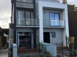 Nomads Nest Geelong, apartment in Geelong