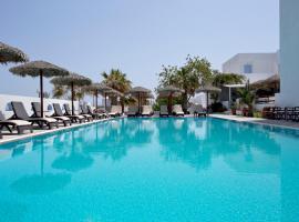 Ξενοδοχείο Αλεξάνδρα, ξενοδοχείο στο Καμάρι