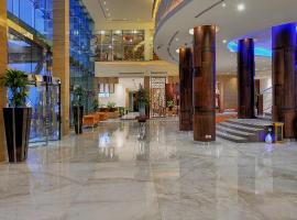 Ghaya Grand Hotel & Apartments, apartma v Dubaju
