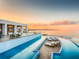 Abaton Island Resort & Spa, luxury hotel in Hersonissos