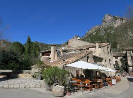 La Taverne de l'Escuelle, hôtel à Saint-Guilhem-le-Désert